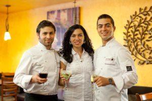 Staff of Kypreos Restaurant